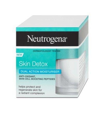 Neutrogena Detoxikační a hydratační krém 2v1 (Skin Detox) 50 ml