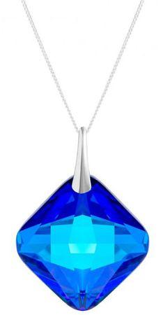 Preciosa Millieezüst nyaklánc kristállyal 6068 46(lánc, medál) ezüst 925/1000