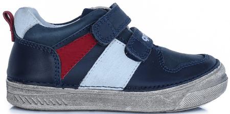 D-D-step fiú tornacipő 35 kék