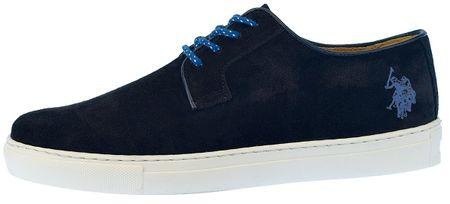 U.S. Polo Assn. moški čevlji Bilbao, 41, temno modri