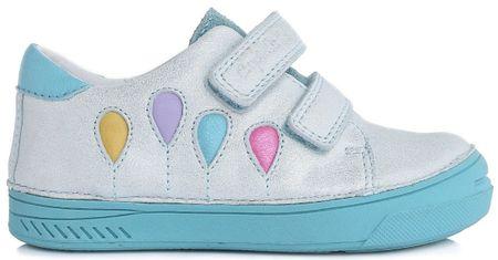 D-D-step kislány sportcipő léggömbökkel 26 fehér