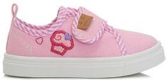 D-D-step lány vászon tornacipő tortával
