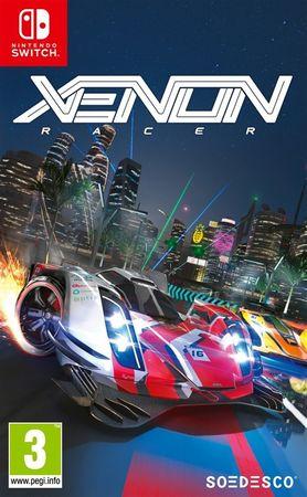 Soedesco igra Xenon Racer (Switch)