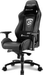 Sharkoon gamerski stol Skiller SGS3, črn