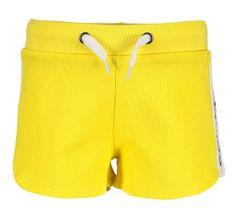 Blue Seven kratke hlače za djevojčice s natpisom