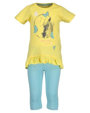Blue Seven dievčenský dvojkomplet 98 žltá