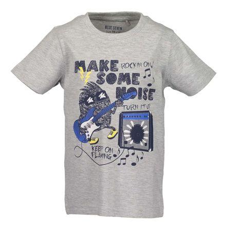 Blue Seven fiú póló 92 szürke