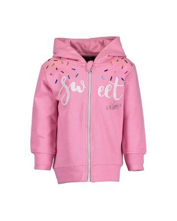 Blue Seven lány pulóver 62 rózsaszín