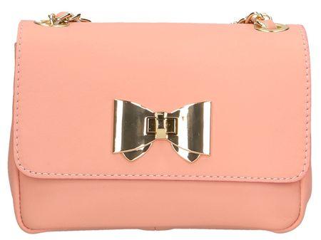 Arturo Vannini crossbody kabelka růžová