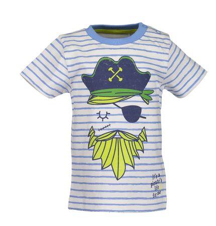 Blue Seven fiú póló 62 krémszínű