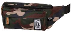 The Pack Society unisex vícebarevná ledvinka