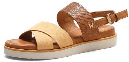 Wrangler ženske sandale Punch Karen 2, 36, smeđa