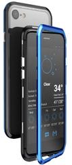 Luphie CASE Luphie Blade Magnet Hard Case Aluminium Black/Blue pro iPhone 7/8 Plus 2441667