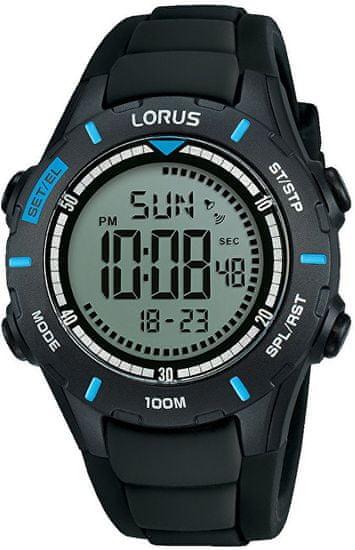 Lorus Digitální hodinky R2367MX9