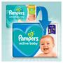 4 - Pampers plenice Active Baby 4 Maxi (9-14 kg) 90 kosov