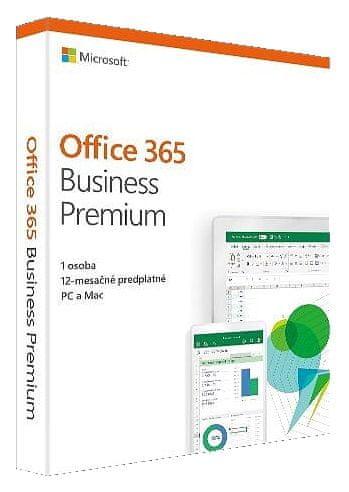 Microsoft Office 365 Business Premium SK verzia (KLQ-00403)