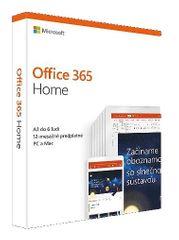 Microsoft Office 365 Home SK verze (6GQ-01048)