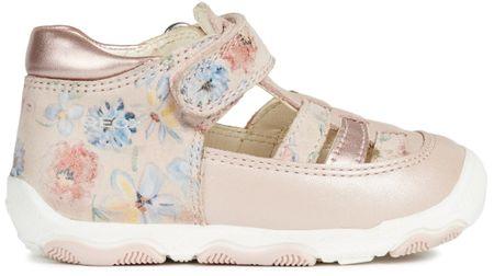 Geox dievčenské sandále New Balu 21 ružová