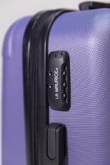 """Le Maurice potovalni kovček ABS Lavander, S, 20"""""""