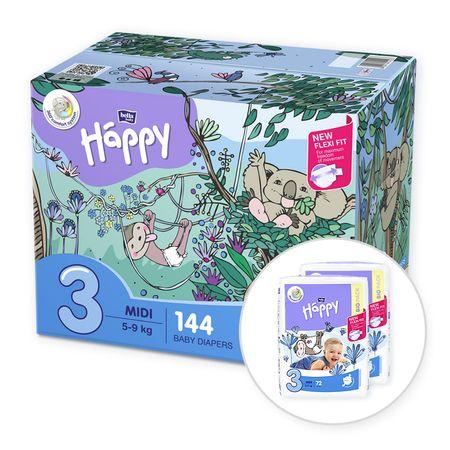 Bella Happy 3 Midi Box (5-9 kg) 144 drb