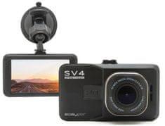 EasyPix EasyPix Streetvision SV4 autóskamera, fekete