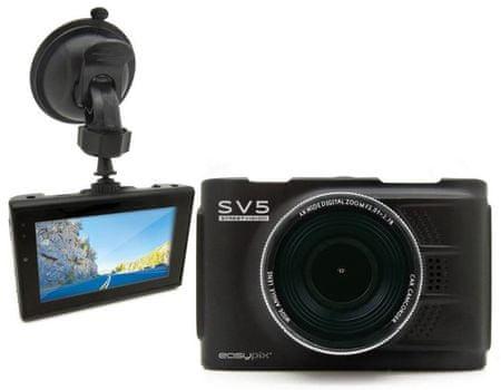 EasyPix Autokamera EasyPix Streetvision SV5, fekete