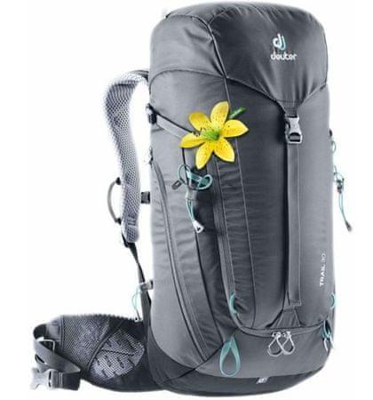 Deuter Trail športni nahrbtnik 28 SL Graphite-Black
