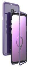 Luphie CASE ovitek Luphie Magneto Hard Case Glass Purple za Samsung G960 Galaxy S9 2441706