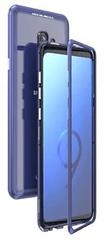 Luphie CASE Luphie Magneto Hard Case Glass Blue pro Samsung G960 Galaxy S9 2441707