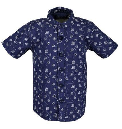 Blue Seven fantovska srajca, 62, modra