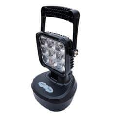 Golm LED svjetlo, 9LED, 18 W, 12/24V, magnet