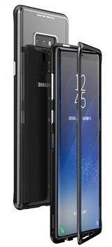 Luphie CASE Luphie Magneto Hard Case Glass Black pro Samsung N960 Galaxy Note 9 2441709