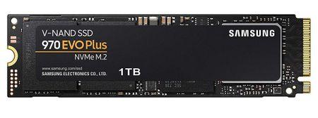 Samsung SSD disk Samsung 970 Evo Plus SSD 1TB M.2 80mm PCI-e x4 NVMe