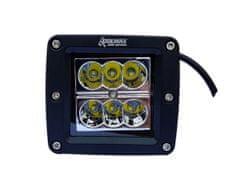 Golm LED svjetlo, 6LED, 18W, 12V / 24V, mali daljinski upravljač