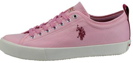 U.S. Polo Assn. dámské tenisky Tania 37 růžová