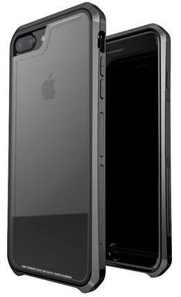 Luphie CASE Double Dragon Aluminium Hard Case Black/Black pro iPhone 7/8 Plus - použité