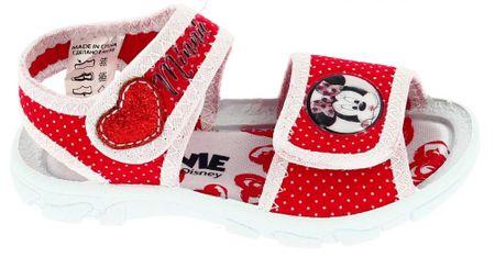 Disney by Arnetta dječje papuče Minnie, 28, bijele