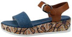 U.S. Polo Assn. ženski sandali Elba Denim