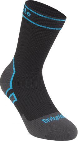 Bridgedale Storm Sock Midweight Boot Black 845 S