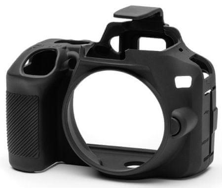 ovitek Easy Cover Pouzdro Reflex Silic za Nikon D3500, Black ECND3500B
