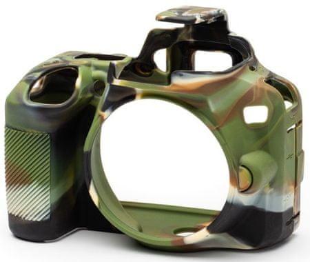 ovitek Easy Cover Pouzdro Reflex Silic za Nikon D3500, Camouflage ECND3500C