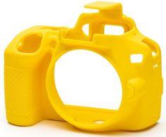Easy Cover tok Reflex Silic Nikon D3500 Yellow ECND3500Y