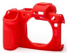 Easy Cover Obudowa Reflex Silic Canon R Red ECCRR