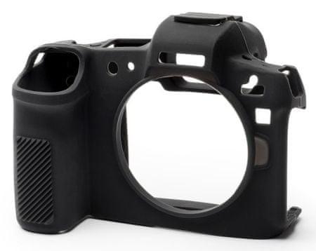ovitek Easy Cover Pouzdro Reflex Silic Canon R, Black ECCRB, črn