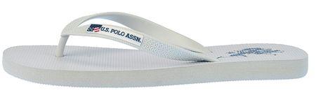 U.S. Polo Assn. pánské žabky Remo 2 43 bílá