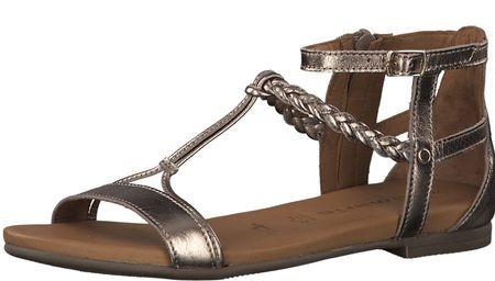 c341d6d6ca Tamaris sandały damskie 40 brązowe