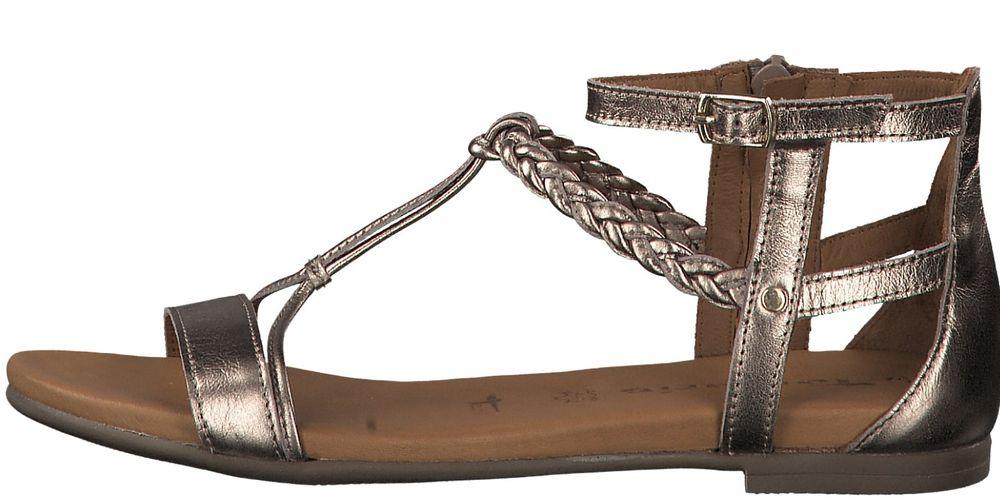 15fe2b6017 Marka  Tamaris Nr katalogowy  1327418005. sandały damskie 40 brązowe  sandały damskie 40 brązowe