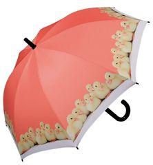 Doppler Detský palicový vystreľovací art dáždnik káčata 727565