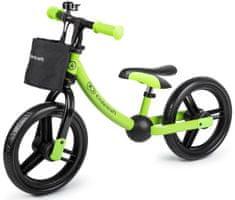 KinderKraft 2way pedál nélküli gyerek kerékpár tartozékokkal