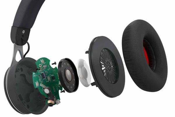Sluchátka Energy Sistem Headphones BT Urban 3 sluchátka Bluetooth měkké náušníky kovová konstrukce vynikající zvukové vlastnosti mikrofon handsfree 13 h provozu